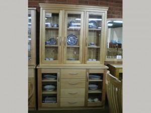 4 Door Kitchen Dresser