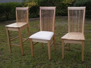 Parisian Style Barstools and Dining Chairs
