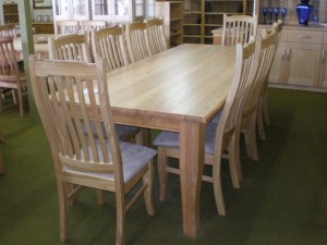 Standard Square Dining Room Table