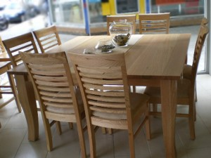 Smaller Rectangle Dining Room Table