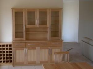 3 Door Kitchen Dresser