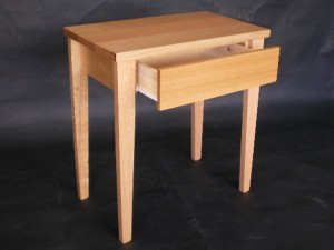 Small Single Drawer Console
