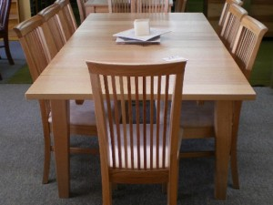 Larger Rectangle Dining Room Table