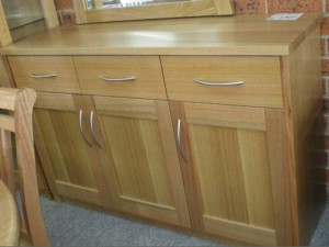 3 Drawer Buffets