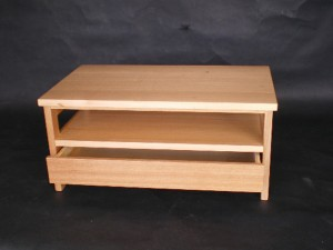 Single Drawer Coffee Table