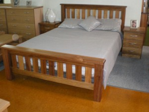 Ranch Style Bed